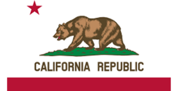 Flag of California Republic